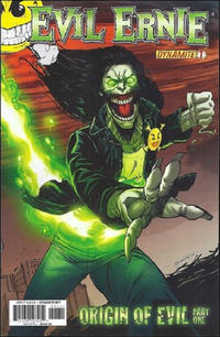 Cover Thumbnail for Evil Ernie (Dynamite Entertainment, 2012 series) #1