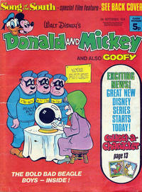 Cover Thumbnail for Donald and Mickey (IPC, 1972 series) #130