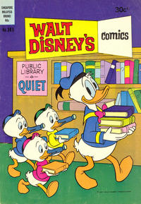 Cover Thumbnail for Walt Disney's Comics (W. G. Publications; Wogan Publications, 1946 series) #365
