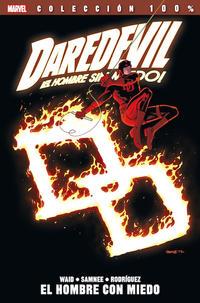 Cover Thumbnail for 100% Marvel. Daredevil: El Hombre Sin Miedo (Panini España, 2012 series) #4 - El Hombre con Miedo