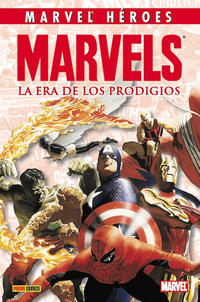 Cover for Coleccionable Marvel Héroes (Panini España, 2010 series) #17