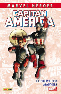 Cover Thumbnail for Coleccionable Marvel Héroes (Panini España, 2010 series) #25