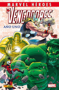 Cover Thumbnail for Coleccionable Marvel Héroes (Panini España, 2010 series) #40