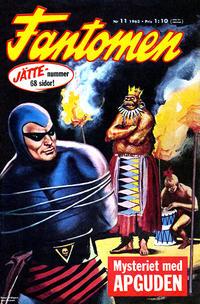 Cover Thumbnail for Fantomen (Semic, 1963 series) #11/1962