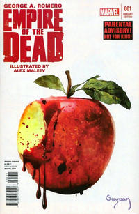 Cover Thumbnail for George Romero's Empire of the Dead (Marvel, 2014 series) #1 [Arthur Suydam NYC Variant]