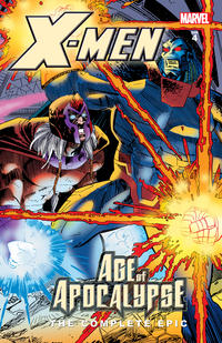 Cover Thumbnail for X-Men: The Complete Age of Apocalypse Epic (Marvel, 2006 series) #4