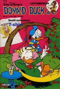Cover Thumbnail for Donald Duck & Co (Hjemmet / Egmont, 1948 series) #18/1989
