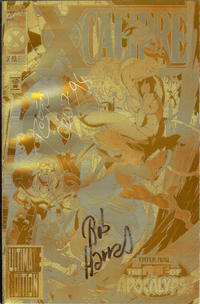 Cover Thumbnail for Ultimate X-Calibre (Marvel, 1995 series)