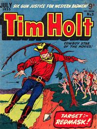 Cover Thumbnail for Tim Holt (Magazine Management, 1955 series) #3