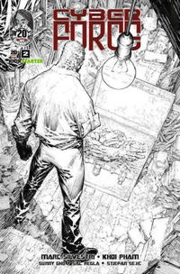 Cover Thumbnail for Cyber Force (Image, 2012 series) #2 [Cover B - Kickstarter Exclusive]
