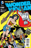 Cover for Wonder Woman (DC, 2011 series) #31 [Batman '66 Variant by Mike Allred]