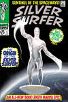 Cover Thumbnail for Silver Surfer Omnibus (2007 series) #1 [Ribic Variant Cover]