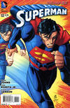 Cover for Superman (DC, 2011 series) #32 [Direct Sales]