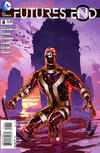 Cover for The New 52: Futures End (DC, 2014 series) #8