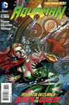 Cover for Aquaman (DC, 2011 series) #32
