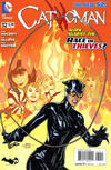 Cover for Catwoman (DC, 2011 series) #32