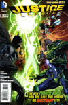 Cover for Justice League (DC, 2011 series) #31
