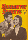 Cover for Romantic Secrets (Cleland, 1952 series) #8