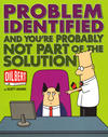Cover for Dilbert (Andrews McMeel, 1994 ? series) #34 - Problem Identified and You're Probably Not Part of the Solution