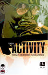 Cover for The Activity (Image, 2011 series) #6