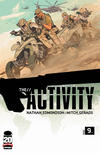 Cover for The Activity (Image, 2011 series) #9