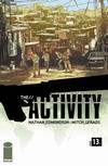 Cover for The Activity (Image, 2011 series) #13