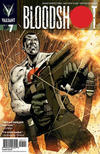 Cover for Bloodshot (Valiant Entertainment, 2012 series) #7 [Cover B - Trevor Hairsine]