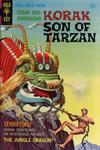 Cover Thumbnail for Edgar Rice Burroughs Korak, Son of Tarzan (1964 series) #22 [15-Cent Variant]