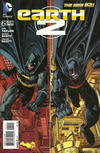 Cover for Earth 2 (DC, 2012 series) #25 [Batman 75th Anniversary Cover]