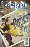 Cover for Batgirl (DC, 2011 series) #32 [DC Bombshells Cover]