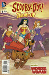 Cover for Scooby-Doo Team-Up (DC, 2014 series) #5 [Direct Sales]