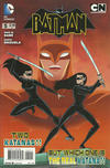 Cover for Beware the Batman (DC, 2013 series) #5