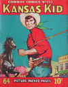 Cover for Cowboy Comics (Amalgamated Press, 1950 series) #192