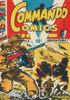Cover for Commando Comics (Bell Features, 1942 series) #1