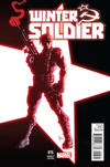 Cover for Winter Soldier (Marvel, 2012 series) #16 [Variant Edition]