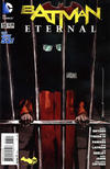 Cover for Batman Eternal (DC, 2014 series) #13