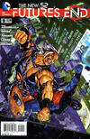 Cover for The New 52: Futures End (DC, 2014 series) #9