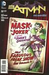 Cover for Batman (DC, 2011 series) #32 [DC Bombshells Variant Cover]
