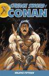Cover for Savage Sword of Conan (Dark Horse, 2007 series) #15