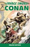 Cover for Savage Sword of Conan (Dark Horse, 2007 series) #16