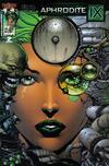 Cover for Aphrodite IX (Image, 2000 series) #2 [Graham Cracker Green Foil Variant]