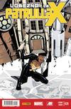 Cover for Lobezno y La Patrulla-X (Panini España, 2012 series) #26