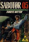 Cover for Sabotør Q5 (Serieforlaget / Se-Bladene / Stabenfeldt, 1971 series) #4/1989
