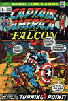 Cover for Captain America (Marvel, 1968 series) #159 [British Price Variant]