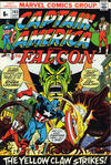 Cover for Captain America (Marvel, 1968 series) #165 [British Price Variant]