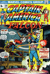 Cover for Captain America (Marvel, 1968 series) #168 [British Price Variant]