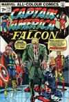 Cover Thumbnail for Captain America (1968 series) #176 [British]
