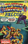 Cover for Captain America (Marvel, 1968 series) #187 [Regular Edition]
