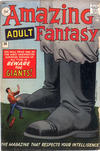 Cover for Amazing Adult Fantasy (Marvel, 1961 series) #14 [British]