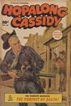 Cover for Hopalong Cassidy (Export Publishing, 1949 series) #40